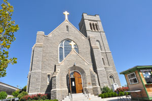 Our Lady Star of the Sea Catholic Church, Cape May, NJ