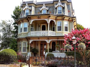 Victorian House, Cape May, NJ